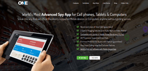 Mobile Phone Tracking Software for Kids & Employees – TheOneSpy