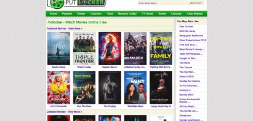 Alternatives to the Putlocker.ch | Watch Free Movies Putlocker ch