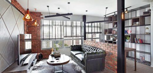 HDB renovation tips for a four-bedroom flat on a budget
